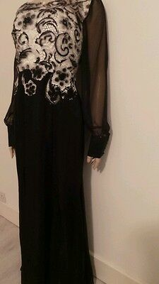 BNWT size 18 full length Evening Gown - party, dinner dance, new year