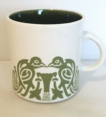 Arklow Pottery Ireland, Tree of Life mug