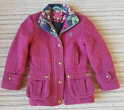 Gorgeous Girls Joules Herringbone Jacket Age 4