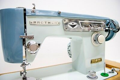 ** Powerful Brother Sewing Machine Heavy Duty Semi Industrial