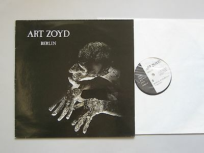 Art Zoyd ‎– Berlin  LP  EX