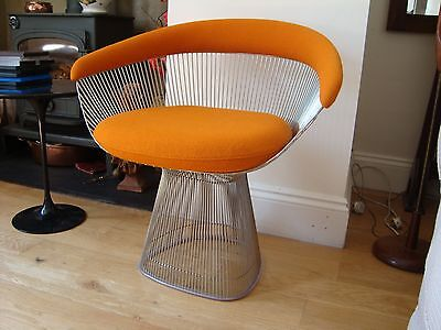 warren platner side chair Knoll