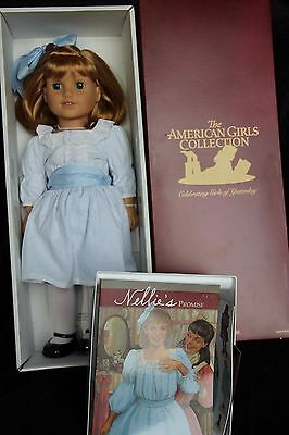 American Girl Nellie O'Malley Retired (NEW IN BOX)