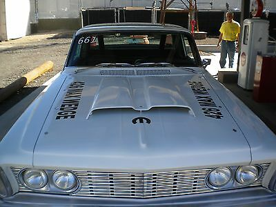 1963 Plymouth Belvedere Super Stock Street Drag Strip Racer Reserve Lowered