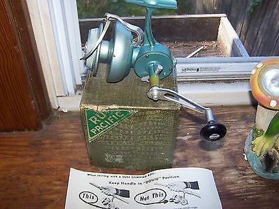 vintage ru-pacific spinning reel