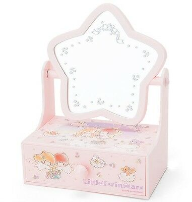 Little Twin Stars Mini Chest & Mirror: Star Flowers