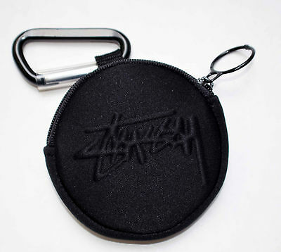 Stussy Coin Zip Pouch 8 Ball