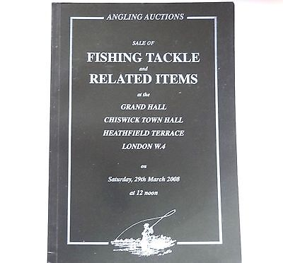 Vintage Angling Auctions Fishing Tackle & Related Items catalogs Mar, 20008
