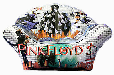 PINK FLOYD Rare 1994 PROMO Inflatable Chair Still Sealed Never Used