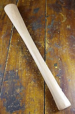 Wwii Style World War Two Mattock Pick Hickory Replacement Handle