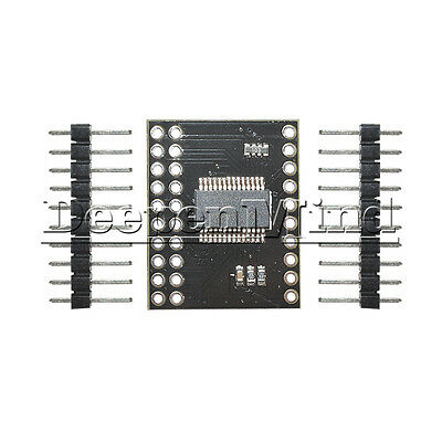 MCP23017 Bidirectional 16-Bit I/O Expander with I2C IIC Serial Interface Module