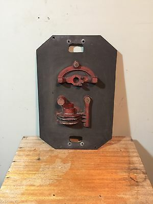 Old Industrial Black Steampunk Factory Foundry Mold