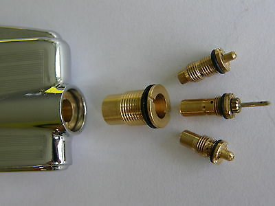 """Ronson Varaflame spares, reduction for the old filler valve typ """"A"""""""
