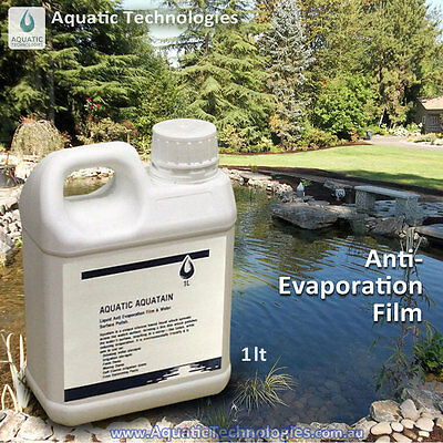 Aquatain 1 litre Anti Evaporation Film