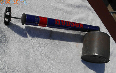 Vintage Hudson 1955 Sprayer/Duster