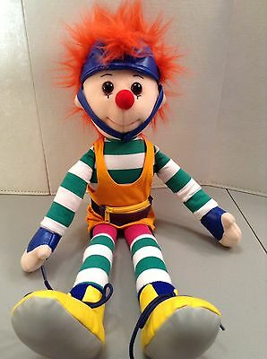 "RARE Major Bedhead From Molly Big Comfy Couch doll 24"" Plush Stuffed Animal"