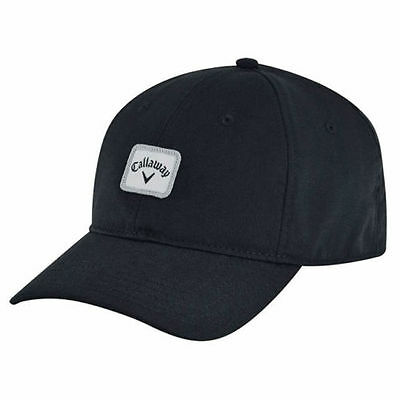 Callaway 82 Label Golf Cap - Black Golf Cap