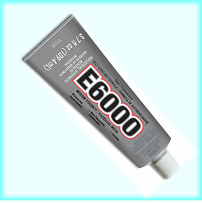 E-6000® Industrial Strength Craft Glue Adhesive 110ml for Home or Garden - ushes
