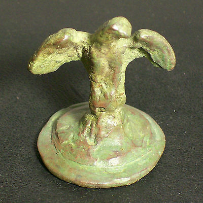 Reproduction Antique Ancient Personal Roman Eagle Figure Seal Stamp
