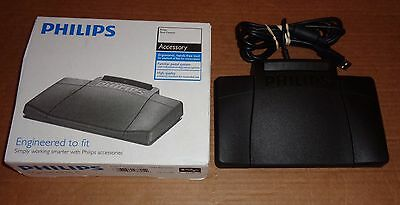 PHILIPS TRANSCRIPTION FOOT CONTROL / PEDAL LFH 2310 (LFH2310) free shipping!!!!