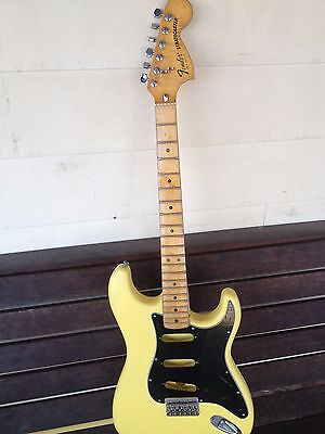 1978 fender stratocaster project