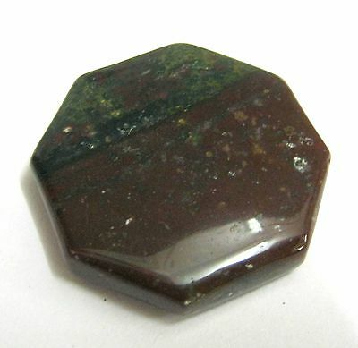 Bloodstone Crystal Cabochon Gift Crystal Healing Reiki Feng Shui Energy Health