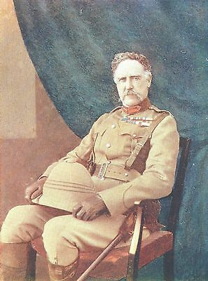 Gen. Sir Neville Gerald Lyttelton - British Army Commander - 4th Brigade c1899