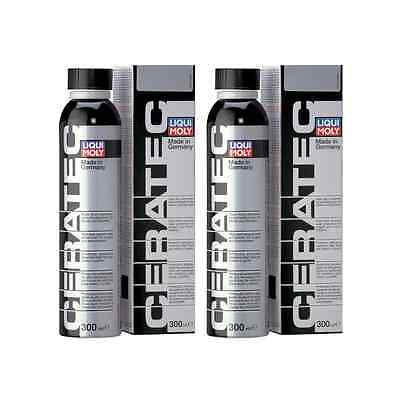 2 x Liqui Moly Ceratec High Tech Ceramic Engine Wear Protection - £14.99 per can