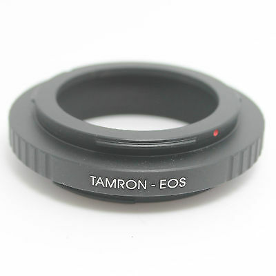 Tamron Adaptall 2 Lens to Canon EOS EF 7D Mount Adapter ring for DSLR Brand NEW