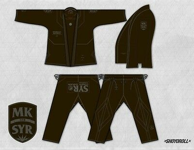 SHOYOROLL Batch #43 MagiKimono BLACK A1 BRAND NEW