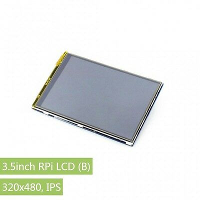 Raspberry Pi LCD Screen 3.5inch RPi LCD (B) 320×480 Resistive Touch IPS Display