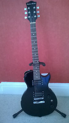 Harley Benton Guitar and Stagg Amp