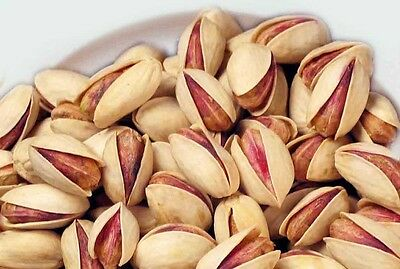 Roasted Unsalted Pistachios 1kg