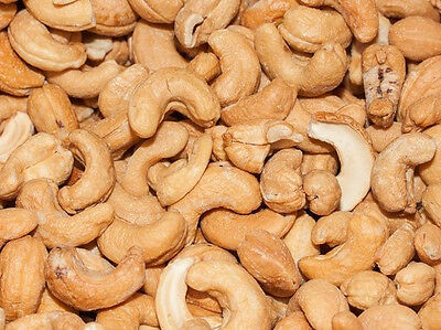 Roasted Unsalted Cashews 1kg
