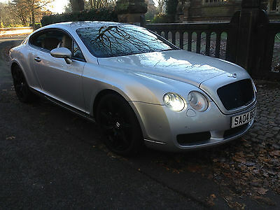 2004 Bentley Continental Gt Auto 69600 Miles Only Service History 2 Keys