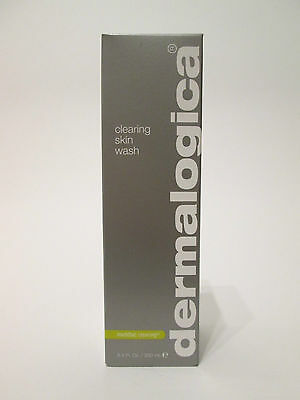 Dermalogica Clearing Skin Wash 250Ml   Free Fast Delivery