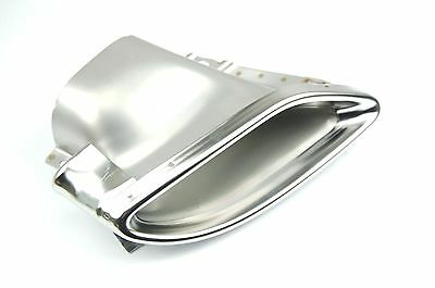 NEW OEM Mercedes E Coupe W207 C207 Facelift Exhaust Tail Pipe Tip Cover Right