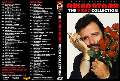Ringo Starr: The Video Collection 2 Dvd Set