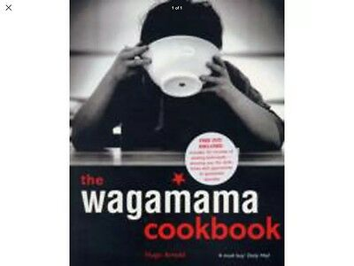 The Wagamama Cookbook by Hugo Arnold (Paperback), Books, Brand New