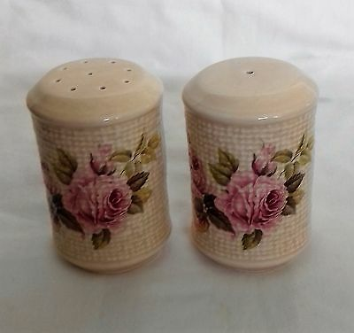 Vintage Sylvac Ceramics Salt & Pepper