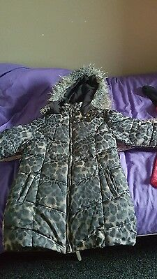 girls winter jacket age 9-10