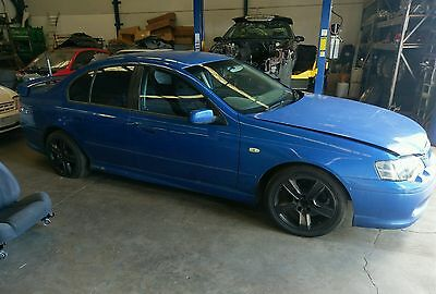 Ford falcon ba xr6 manual sedan for wrecking all parts available
