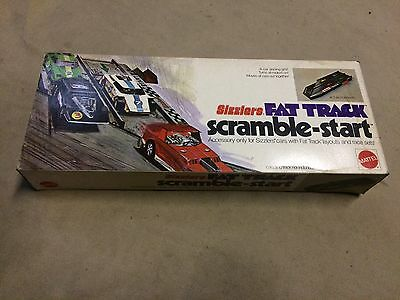 Mattel Hot Wheels Sizzlers Fat Track Scramble Start No 6036 (old shop stock)