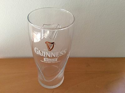 Guinness Rugby World Cup 2015 Glass - Winger