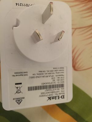 Almost New D Link powerline adapter