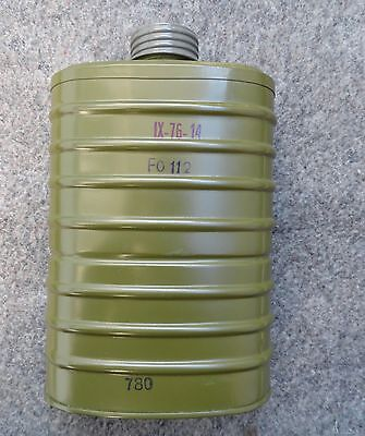 New Sealed E014 Gas Mask Filter (Green)