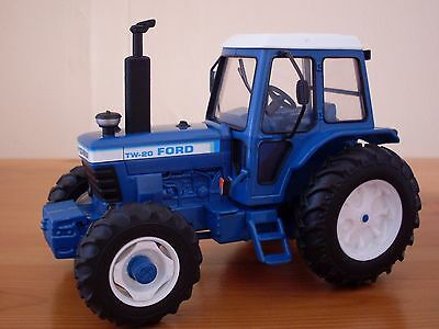 Britains Ford Tw20 Tractor, Scale 1:32
