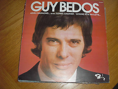 Guy Bedos LP by Guy Bedos - Barclay Records 950.062