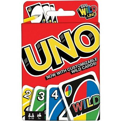 Mattell 42003 UNO Card Game