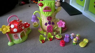 ELC Happyland Fairy Boot and Toad Stool Bundle